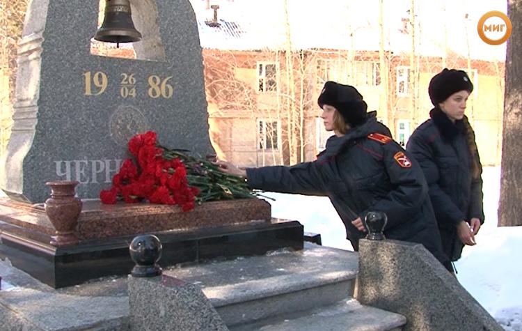 Мелитопольские ликвидаторы трагедии наЧАЭС почтили память павших друзей
