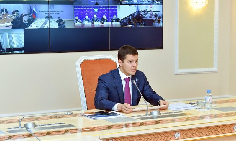 Губернатор Ямала провёл заседание окружной антитеррористической комиссии