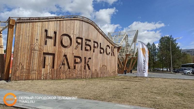 В Ноябрьск-Парке проходит второй день образовательного форума «Пикник»