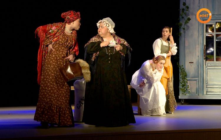 Ноябрьский городской театр продолжает гастрольный тур по городам Ямала